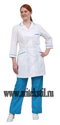 униформа для медицинских учреждений,  Медицинские халаты,  Медицинские к