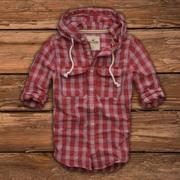 Рубашка молодежная Hollister (США) новая