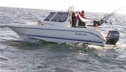 Galia 640 2004 рыболовно-прогулочный катер