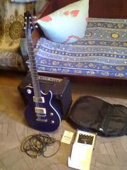 продаю электро гитару invasion