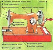Ремонт швейных машин и оверлаков  у Вас дома