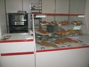 Отдел в ТЦ по продаже хлебобулочных изделий