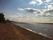 Продаю земельный участок в центре города на Берегу реки Волга
