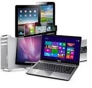 Ремонт ноутбуков,  ПК,  планшетов,  с выездом.