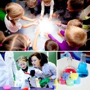 Организация праздников.Химическое шоу