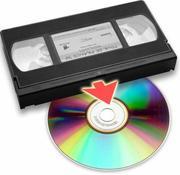 Оцифровка запись видеокассет VHS и mini DV на DVD ДИСКИ