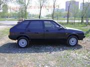 ВАЗ-21093,  2005 г.в.,  цвет черный металлик