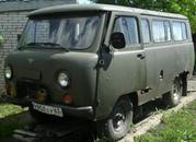 УАЗ 2206 санитарка