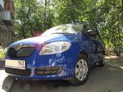 Продам автомобиль Skoda Fabia,  цвет синий
